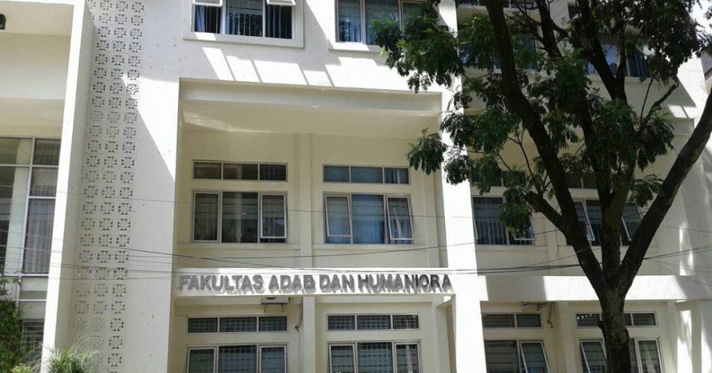 fakultas adab dan humaniora