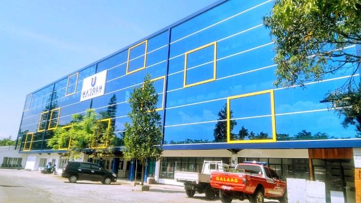 gedung ma'soem university