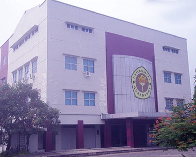 gunadarma salah satu universitas di depok