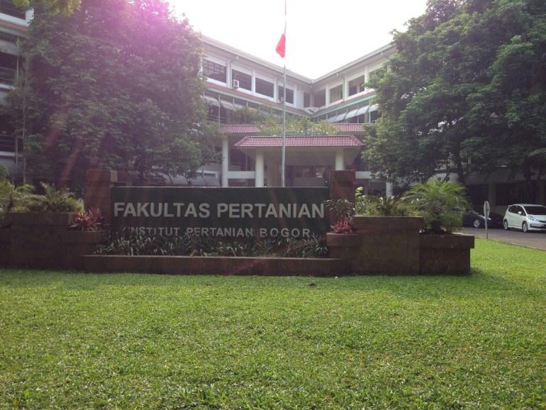 IPB termasuk universitas di Indonesia