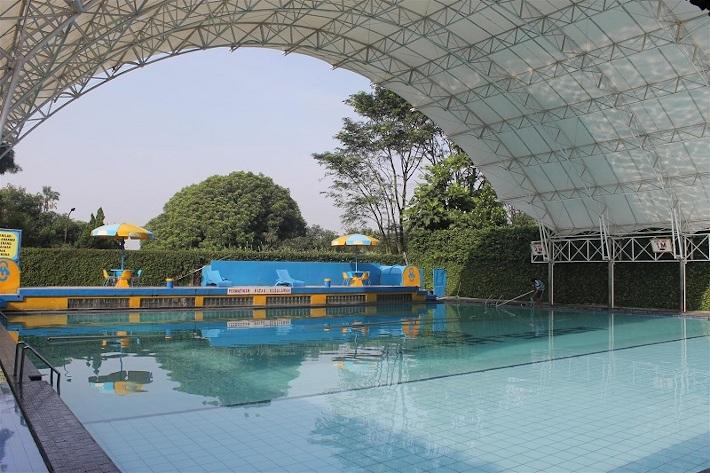 fasilitas olahraga di ma'soem university