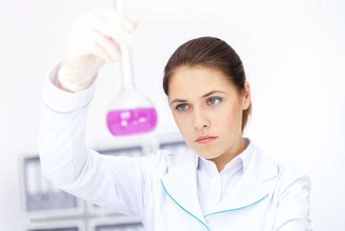 mahasiswi jurusan analis kesehatan