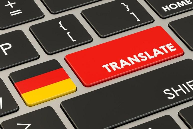 mata kuliah penerjemahan bahasa jerman
