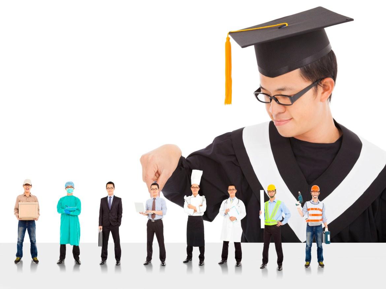 memilih program studi berdasarkan profesi