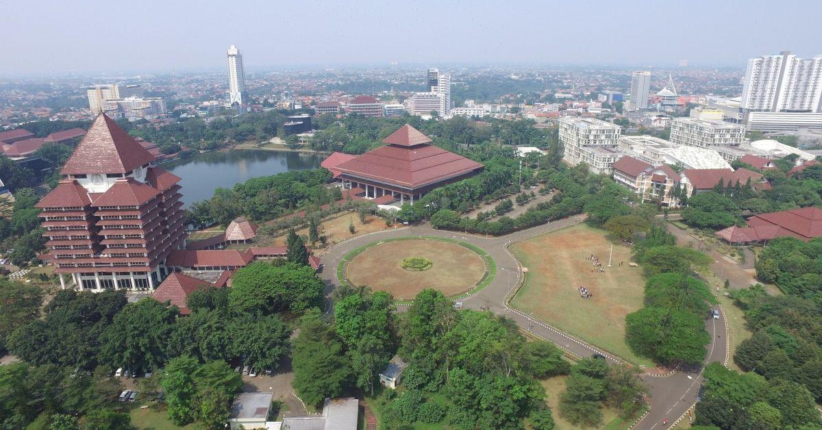 ui universitas tertua di indonesia