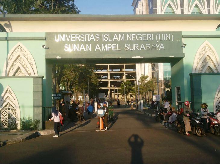 uin sunan ampel salah satu dari 10 universitas terbaik di indonesia