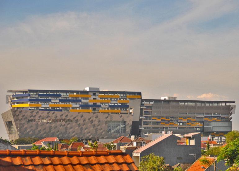 ukp peringkat 10 universitas swasta terbaik di Indonesia