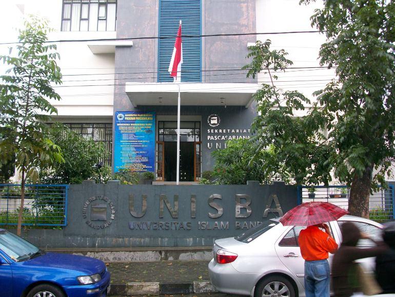 unisba salah satu universitas swasta terbaik di Bandung