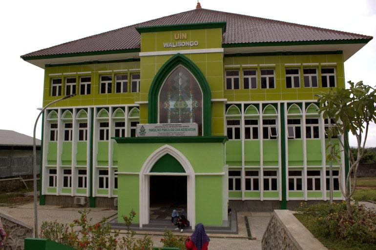 uin walisongo salah satu universitas negeri di jawa tengah