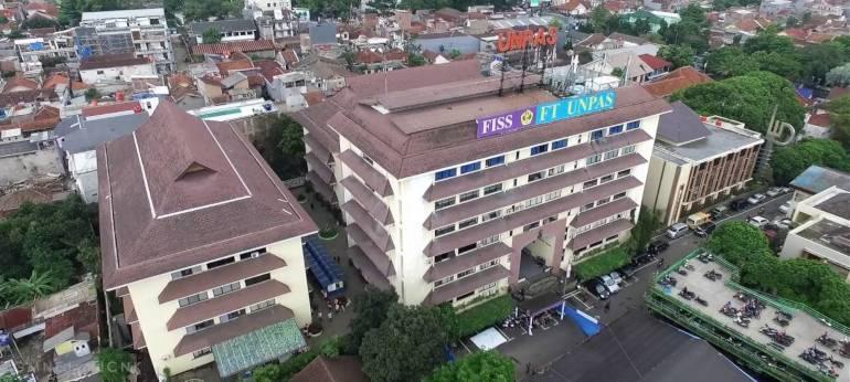 unpas salah satu universitas terbaik di Indonesia